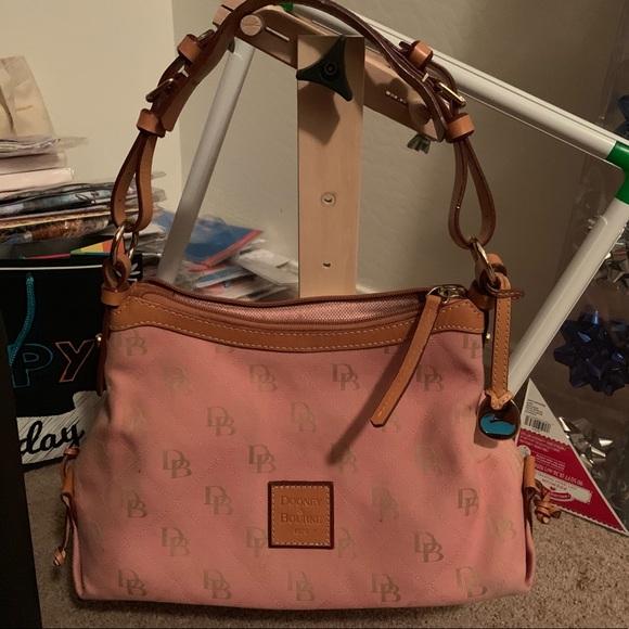 Dooney & Bourke Handbags - Beautiful Pink Dooney & Bourke purse